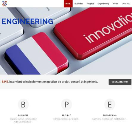 B.P.E - Bruno Perno Engineering