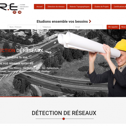 I.R.E. - Radiodétection